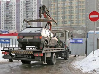 В Киеве эвакуацию автомобилей признали незаконной