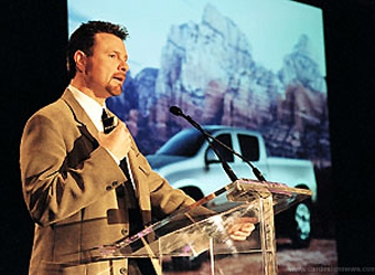 Внешностью машин Cadillac займется новый шеф-дизайнер