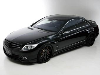 Японцы представили свой вариант Mercedes CL