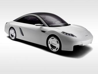 В Германии построили автомобиль с восьмилитровым бензобаком