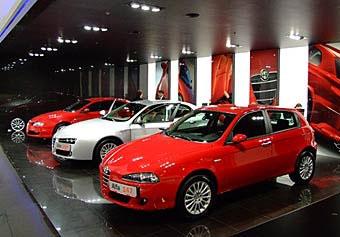 Alfa Romeo готовит новую модель Racer