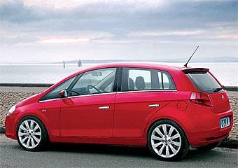 Fiat Bravo может стать минивэном или внедорожником