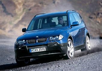 Следующее поколение BMW X3 будут выпускать в США