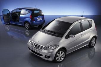 Mercedes передумал выпускать компактные машины вместе с Fiat