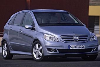 Fiat поможет Mercedes-Benz разработать маленькие автомобили