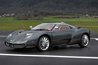 Производство суперкаров Spyker впервые стало прибыльным