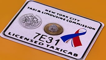 Лицензия таксиста в Нью-Йорке теперь стоит 600 тысяч долларов