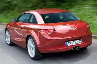 Выпуск компактного Audi начнется в 2009 году