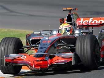 Льюис Гамильтон выиграл квалификацию Гран-при Австралии