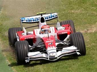 Основной пилот Toyota может пропустить Гран-при Малайзии