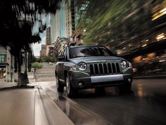 До конца марта Chrysler, Jeep и Dodge можно приобрести с большой скидкой