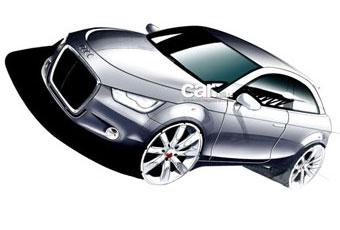 Самый маленький Audi появится в 2010 году