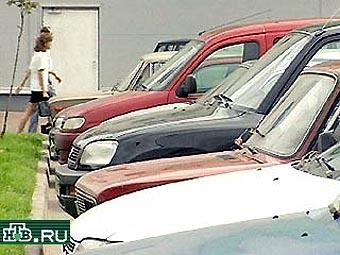 В Москве теперь можно парковаться на тротуарах