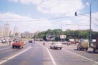 Бородинский мост закрывают на реконструкцию