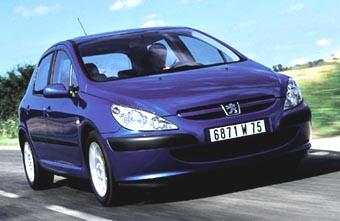 """""""Европейским автомобилем года"""" стал Peugeot 307"""