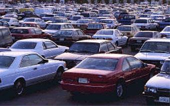 Утверждены правила пользования автостоянками