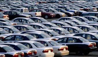 После терактов в США перестали покупать автомобили