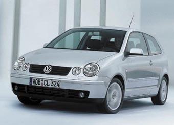 Volkswagen показал трехдверную версию Polo