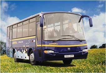 ПАЗ-4230 признан лучшим отечественным автобусом