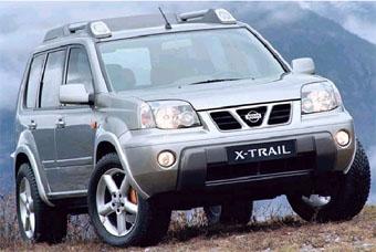 Европейская премьера Nissan X-Trail прошла в Москве