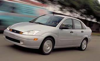 Дешевых Ford Focus будет выпускаться совсем немного