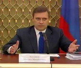 Премьер-министр Касьянов поправил правила дорожного движения