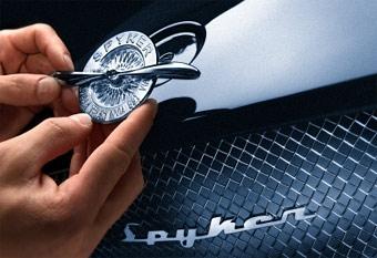 Spyker хочет купить компанию Lotus