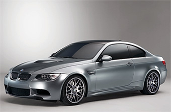 Серийную BMW M3 покажут осенью