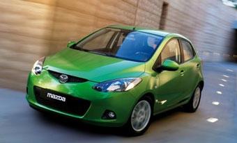 Mazda2 будут выпускать в Китае
