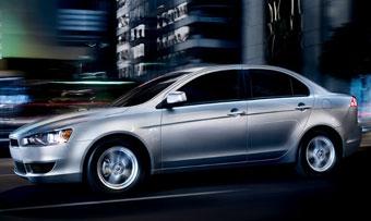 Новый Mitsubishi Lancer будет стоить 17 тысяч 990 долларов