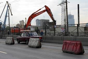 Минфин выделил дополнительно 5,5 миллиардов рублей на строительство дорог в Москве