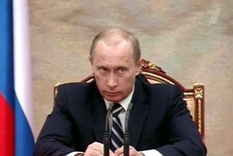 Владимир Путин потребовал от правительства строить дороги быстрее и качественней