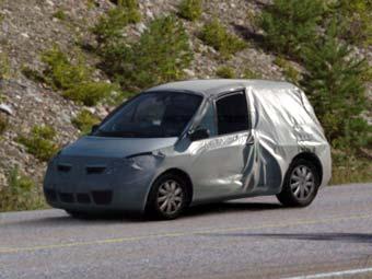 Renault готовит два новых компактных автомобиля
