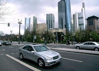 Mercedes-Benz выпустит партию седанов специально для России