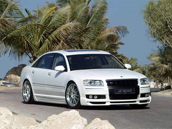 JE Design построила 500-сильный Audi A8