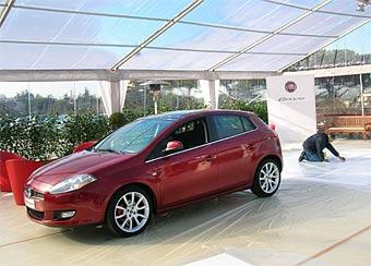Fiat пригласил 800 журналистов на презентацию нового Fiat Bravo