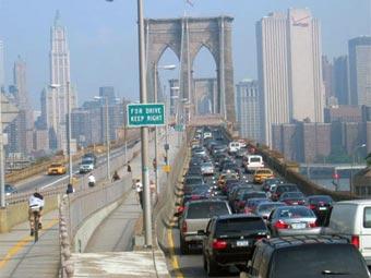 За въезд на Манхэттен водителям придется заплатить