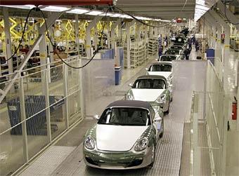 Porsche выпустил 200-тысячный родстер Boxster