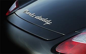 Владельцы Porsche могут переименовать свои автомобили