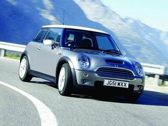 Hybrid Technologies разрабатывает электромобиль на базе Mini Cooper