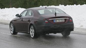 Mercedes-Benz готовит обновленные версии трех моделей