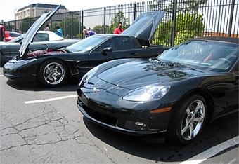 Обновленный Chevrolet Corvette станет мощнее