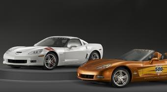 Chevrolet выпустит две новые версии Corvette