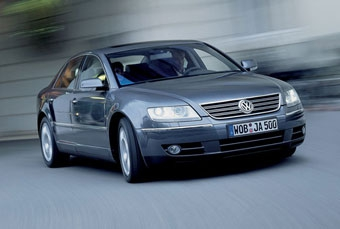 Новый Volkswagen Phaeton будет создан на базе Audi A6