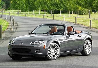 Mazda выпустила 800-тысячный родстер MX-5