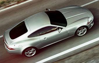Базовый Jaguar XK получит новый мотор