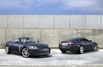Jaguar XKR будет доступен в двух версиях