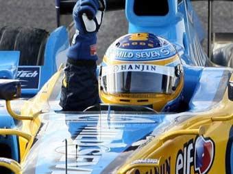 Команда Renault F1 нашла нового титульного спонсора
