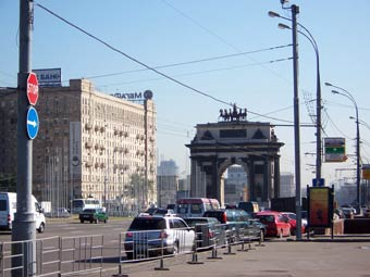 С Кутузовского проспекта хотят убрать все светофоры