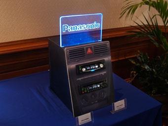 Panasonic представил новую линейку автомобильных аудиосистем
